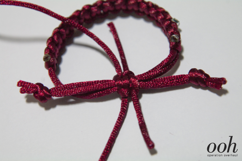 Adjustable Knot